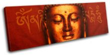 Buddha Peace Red Religion - 13-0590(00B)-SG31-LO